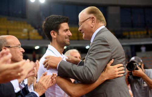 Duda i Novak su imali poseban odnos:Đokovićeve reči o Ivkoviću će zauvek da se pamte!