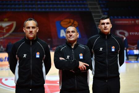Srpski sudija ispred legendarnog Lamonike: Ilija Belošević aspolutni rekorder Evrolige (FOTO)