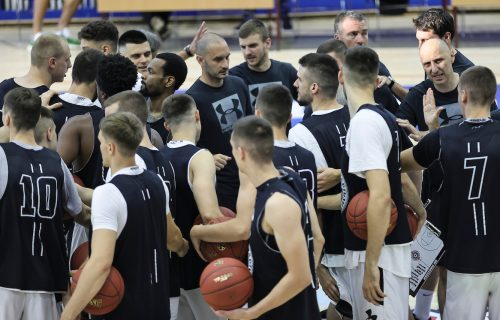 Trijumf čete Željka Obradovića: Partizan slavio u Kragujevcu bez Pantera i  Lideja (FOTO)