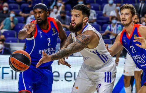 Real pregazio šampiona Evrope: Odličan debi za Petruševa uprkos porazu Efesa! (VIDEO)