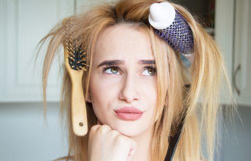 Frizura vam je, nakon spavanja, UNIŠTENA? Postoji rešenje: Sredite je uz pomoć SPREJA za podizanje vlasi