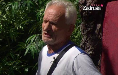 """Limeni se RASPLAKAO u """"Zadruzi"""" zbog preminule supruge: """"Sa njom sam prošao GOLGOTU"""""""