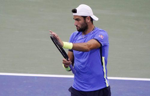 Beretini preti Đokoviću pred duel na US openu!