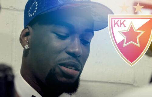 Zver je spremna da potpiše za Crvenu zvezdu: Već je stigao u Beograd (FOTO)