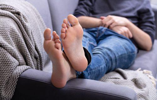 Pogledajte NJEGOVE noge i odmah ćete znati kakav je u krevetu i da li će biti dobar muž