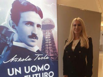 Čovek iz BUDUĆNOSTI: U Trstu svečano otvorena izložba Muzeja Nikole Tesle