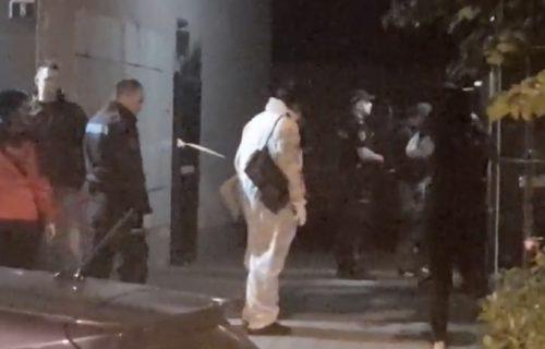 Prvi SNIMAK nakon pucnjave u kojoj je ranjen Goranac: UBIJEN član njegovog obezbeđenja (VIDEO)