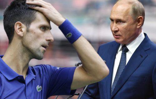 Oglasio se Putin nakon Novakovog poraza: Srbima se neće svideti njegove reči