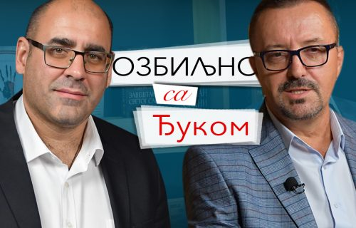 """VIDEO: """"Šta učini, Crna Goro?"""": Miljanić o Cetinju, Njegošu, litijama i PADU Mila Đukanovića"""