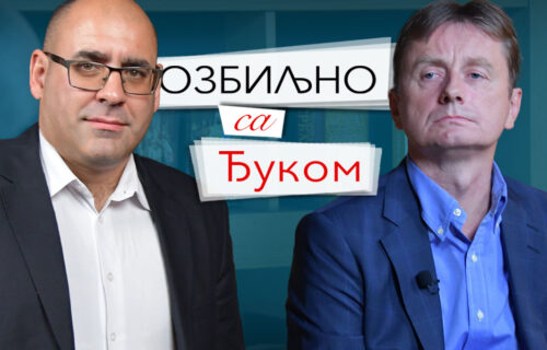VIDEO - Darko Glišić: Svi iz vrha SNS koji su radili Vučiću o glavi treba da sede u ZATVORU!