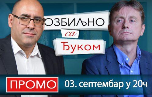 Darko Glišić o ciljevima SNS-a, unutarstranačkim izborima i napadima na Vučića i njegovu porodicu (VIDEO)
