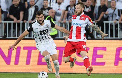 Katai spasio Zvezdu poraza: Propuštene šanse Rikarda koštale Partizan pobede u 165. večitom derbiju!