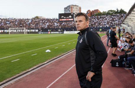 Stanojević se obratio svim navijačima Partizana: Ovo sigurno ima veze s odlaskom Sejdube Sume! (VIDEO)