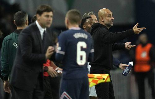 Gvardiola nasmejao sve posle poraza: Mali je, ali sam zaljubljen u njega!