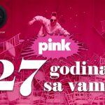"""TV Pink danas slavi 27. rođendan: """"Zajedno smo ispisali nove stranice TELEVIZIJSKE ISTORIJE"""""""