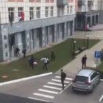 Raste CRNI BILANS pucnjave u Rusiji: Napadač uhapšen, broj MRTVIH još veći (VIDEO)