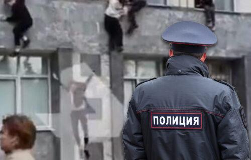 Izdato HITNO upozorenje! U pucnjavi na univerzitetu u Rusiji ima MRTVIH, opšti haos u kampusu