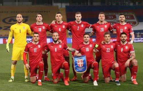 Loše vesti za Srbiju: Ključni fudbaler ne igra u Luksemburgu!