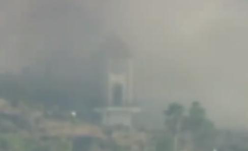 Vulkan na La Palmi se ponovo AKTIVIRAO: Zabeležene jezive scene, lava progutala CRKVU (VIDEO)
