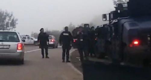 Mediji pod kontrolom Prištine OPTUŽUJU Srbiju da hoće sukobe: Još jedan napad na našu zemlju (FOTO)