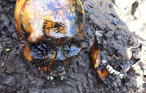 Kosti i LOBANJA otkrili svu strahotu šta mu se desilo: Ruski vojnik iskopan iz zaborava (FOTO+VIDEO)
