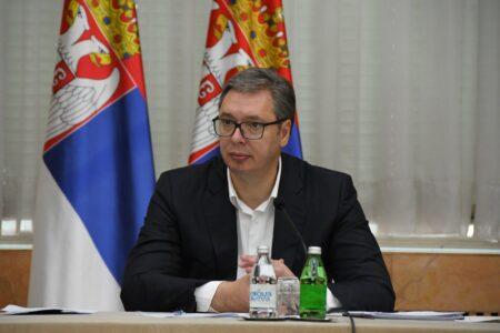 Veliki intervju predsednika Vučića: Strašno je važno da čuvamo mir i da ekonomski sarađujemo