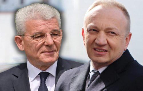 Đilasov novinar jedva dočekao da pred bošnjačkim članom predsedništva BiH vređa Srbe: Dodik je bahat!