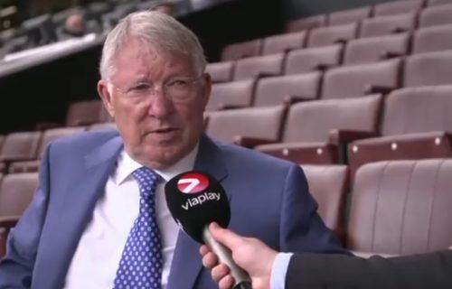 """Ronaldo u Sitiju? Nisam to mogao da zamislim"": Ser Aleks progovorio o svom uticaju na transfer"