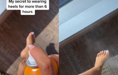 Frizerka pokazala kako uspeva da izdrži na štiklama po ceo dan i oduševila žene ŠIROM SVETA (VIDEO)