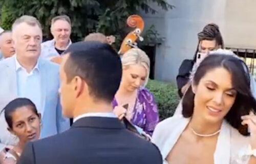 Predivne vesti: Udala se Milica Mandić! (VIDEO)