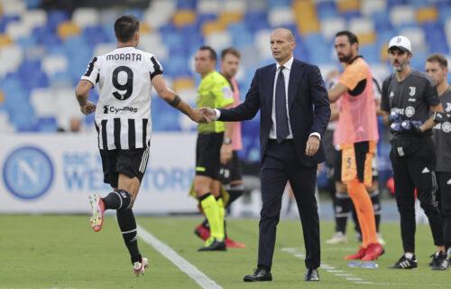 Izjava Alegrija postala je hit: Juventus u zoni ispadanja, on priča o tituli