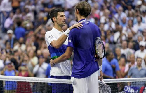 Naneo mu najteži poraz u karijeri, ali mu i dalje gleda u leđa: Nemoguće je da stignem Novaka!