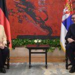 """""""Jedina uvreda u Srbiji je da nam kažete da nismo dobri domaćini"""": Vučić otkrio šta je rekao Merkelovoj"""