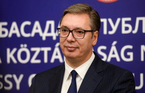 Velika ČAST za predsednika: Vučić proglašen POČASNIM građaninom Jagodine
