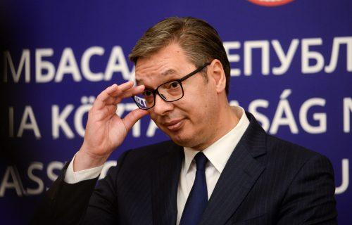 Kako to da samoopredeljenje ne važi samo za Srbe? Predsednik Vučić o knjizi supruge Aljbina Kurtija