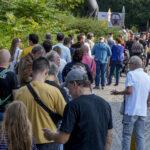 U Nemačkoj glasačke kutije na otvorenom za one koji ODBIJAJU MASKE: Odluka izazvala burnu debatu