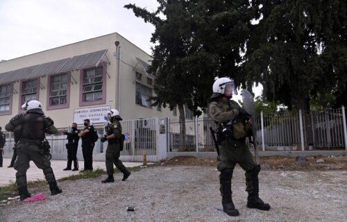 Kuva se na granici! Stiže još 250 OFICIRA, Grci izjavili: Sve je u okviru MEĐUNARODNOG prava