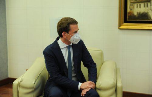 Sebastijan Kurc stigao u Beograd: Austrijski kancelar u jednodnevnoj bilateralnoj poseti (FOTO)