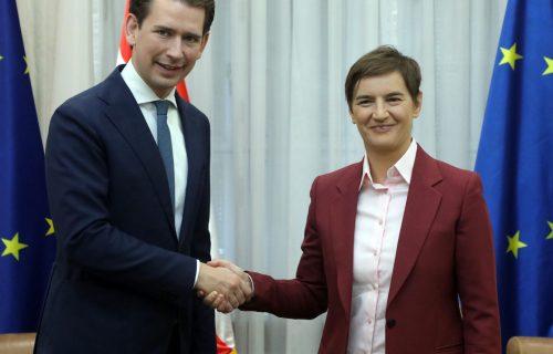 Važan sastanak: Brnabić i Kurc razgovarali o SARADNJI, evropskom putu Srbije i ulaganjima (FOTO)
