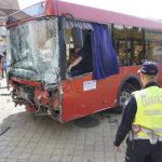 Saslušan vozač autobusa iz Zemuna: Evo kako se BRANIO pred sudijom