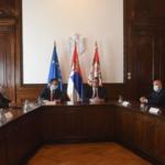 Vučić sa predsedništvom Srpske liste i kandidatima za gradonačelnike na Kosovu i Metohiji (FOTO)