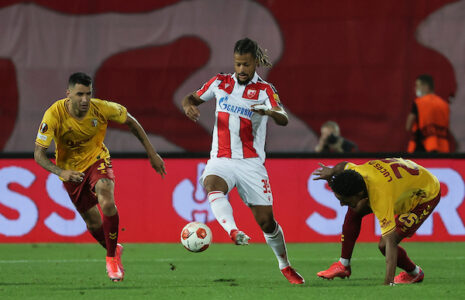 (UŽIVO) Ivanić je imao veliku šansu: Tukao je jako!