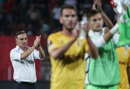 Trener Brage razočaran dešavanjima na Marakani: Zaslužili smo da pobedimo Crvenu zvezdu