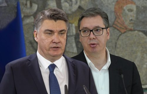 Predsednik Vučić ODGOVORIO Milanoviću: Jedini problem sam mu ja, a Srbija će prestići Hrvatsku