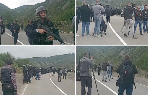 DRAMA na Brnjaku: Pripadnici ROSU napali Srbina, reagovao KFOR (VIDEO)