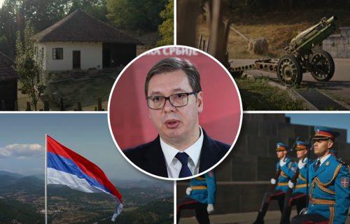 """""""SRPSTVO JE VASKRSLO!"""": Vučić objavio najlepše snimke uoči Dana srpskog jedinstva (VIDEO)"""