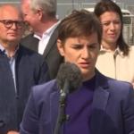 "Ana Brnabić reagovala na SKANDALOZAN tekst Đilasovog kuma: ""Reći ću dve reči - JADNO, bedno"" (VIDEO)"