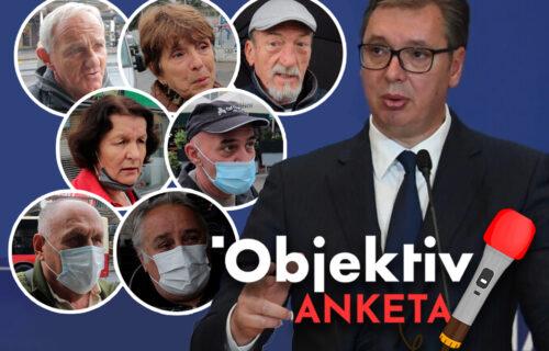 """""""Vučić će život dati, a KOSOVO NE!"""": Građani o Kurtijevom priznanju da mu smeta predsednik Srbije (VIDEO)"""