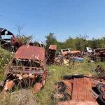 Zaboravljeni otpad na kraju sveta: Ovde propada stotine KLASIKA, među njima i jugoslovenska ikona (VIDEO)