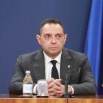 Vulin: Povučen Nacrt zakona o unutrašnjim poslovima, Vučić me zamolio - strane službe spremale NEREDE